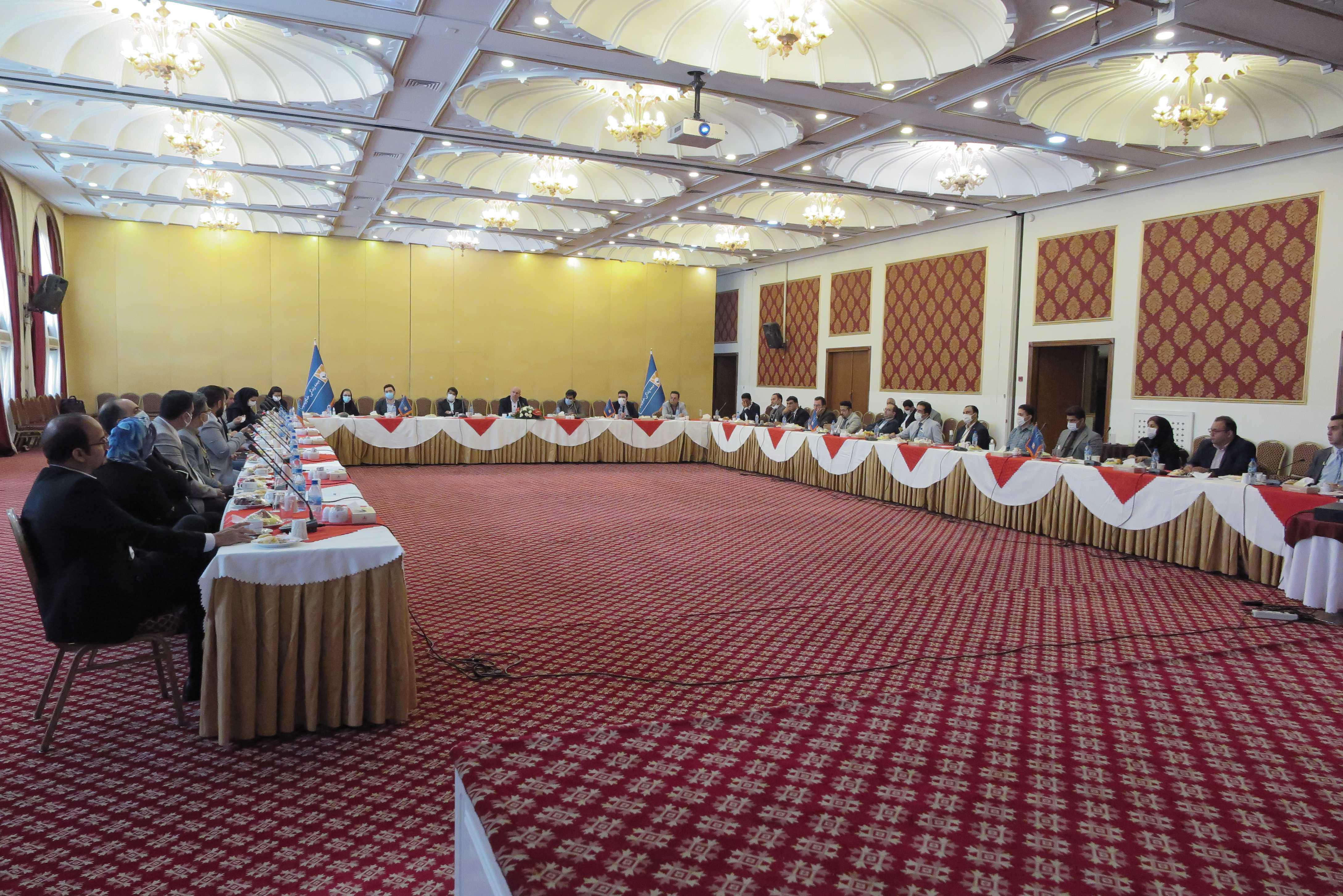 گردهمایی سراسری مدیران ارشد فروش شرکت بیمه زندگی خاورمیانه برگزار شد